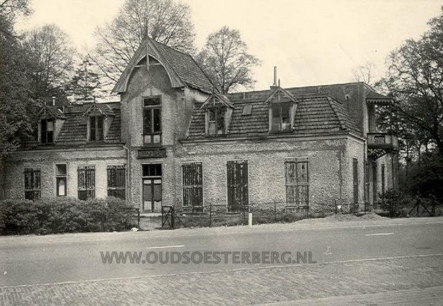1-Banningstraat - pension Nellystein 1950