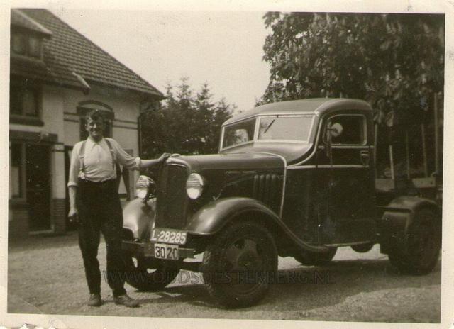 1-Peter van de Weerd 1930 jan kroll