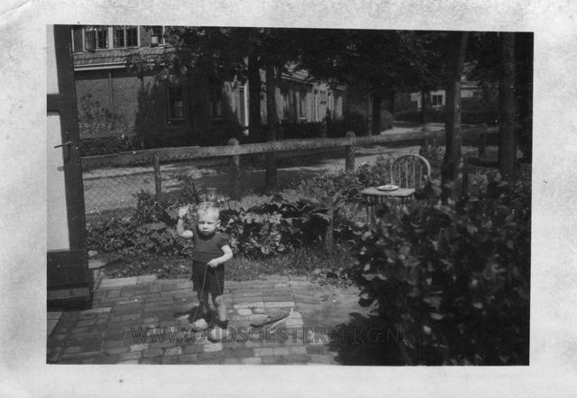 Johan van Dam achtertuin