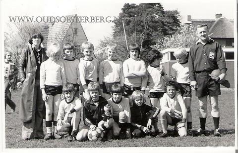 1-v.v. Soesterberg jeugdelftal 3