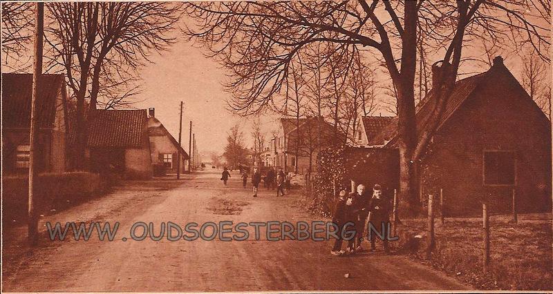 Postweg boerderij Ouders Vrucht 1928